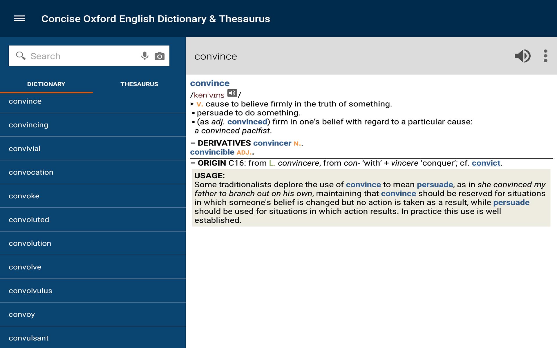 Concise Oxford English Dictionary & Thesaurus: Amazon.de