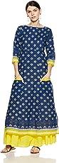 Nayo Women's Straight Salwar Suit Set (Pack of 2)