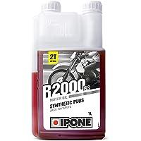 Ipone 800104 Huile Moteur Moto 2 Temps R2000 RS – Semi-Synthétique avec Esters – Haute Qualité – Bidon Doseur 1 Litre…