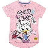 Disney Camiseta de Manga Corta para niñas Duck Tales