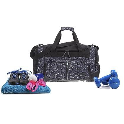 cf1e614523db3 Alessandro   Elephant Sporttasche Fitness Gym Mate Tasche Reisetasche 55 cm    45 Liter