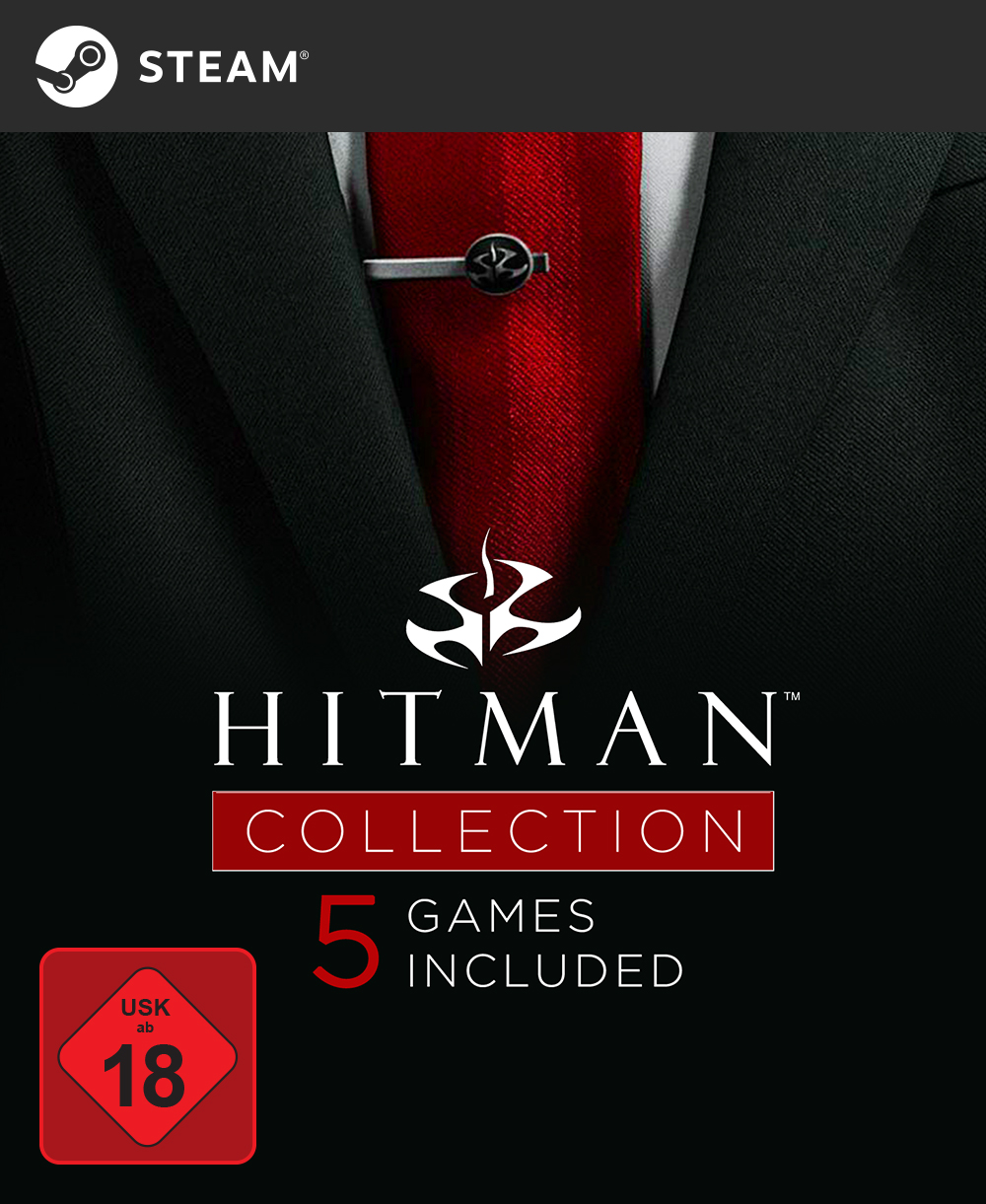 Hitman Collection [PC Code - Steam]
