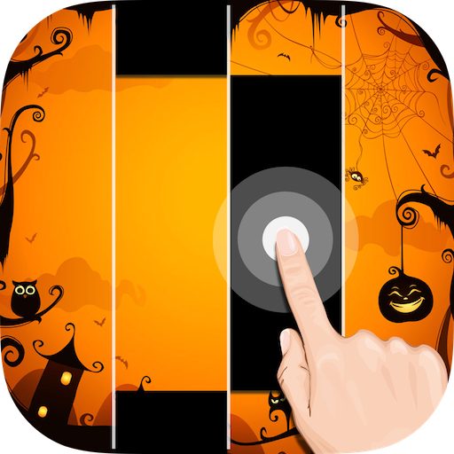 Magic Piano Tiles: Halloween (Spiele De Halloween)