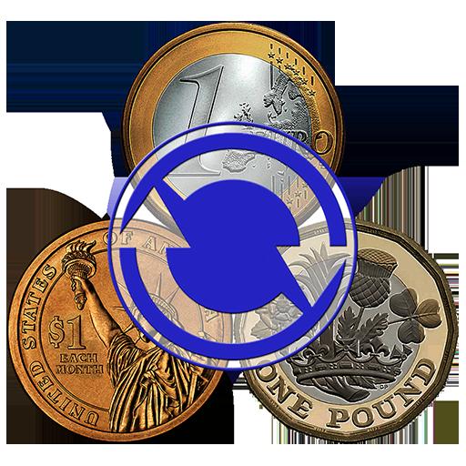 Convertitore di valute. Tassi di cambio offline