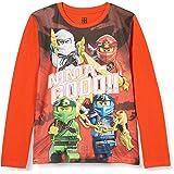 LEGO Mwh-Langarmshirt Ninjago Camiseta para Niños