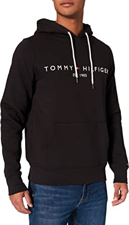 Tommy Hilfiger Men's Tommy Logo Hoody Sweatshirt