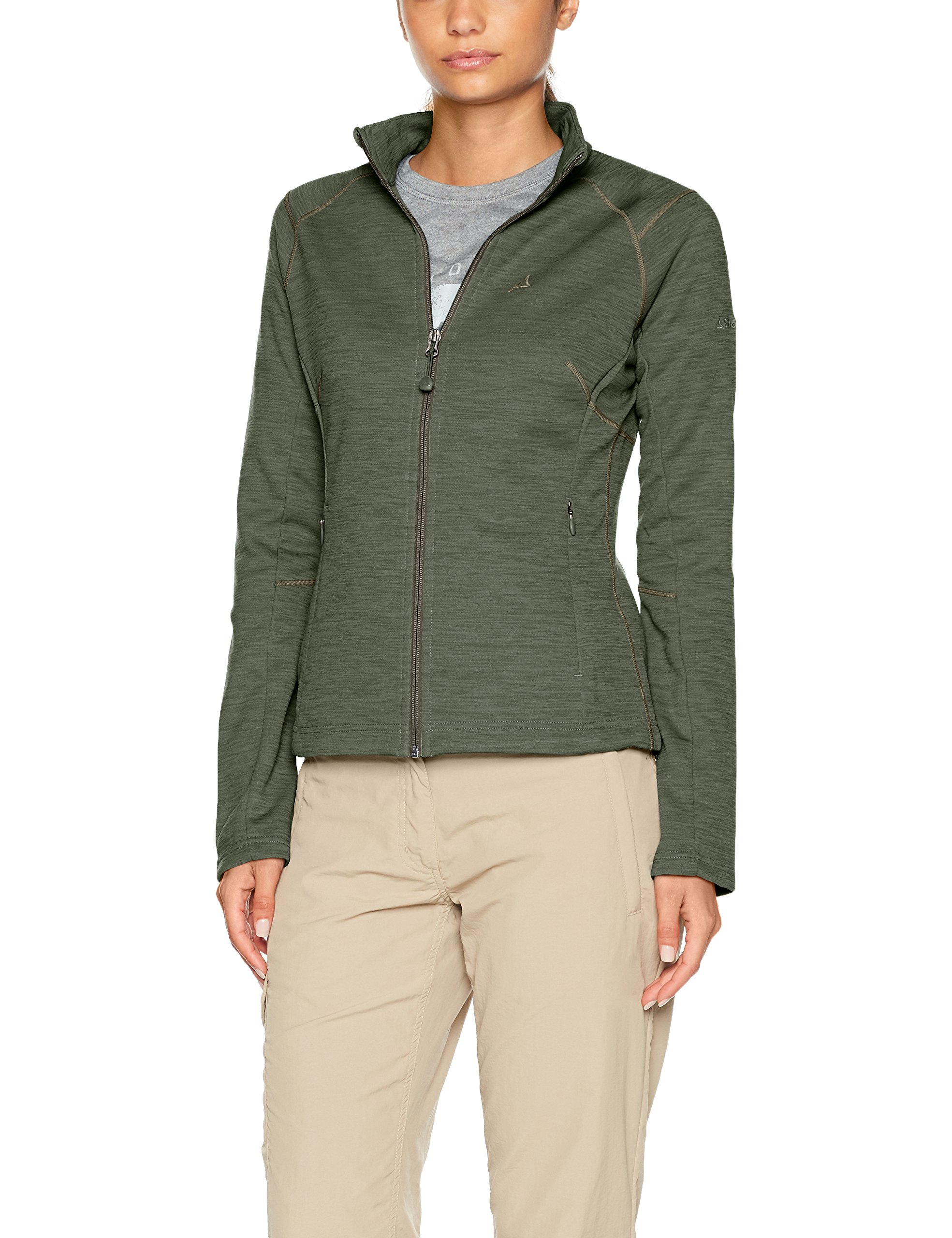 812PnSJOBfL - Schöffel Women's Nagoya Fleece Jacket