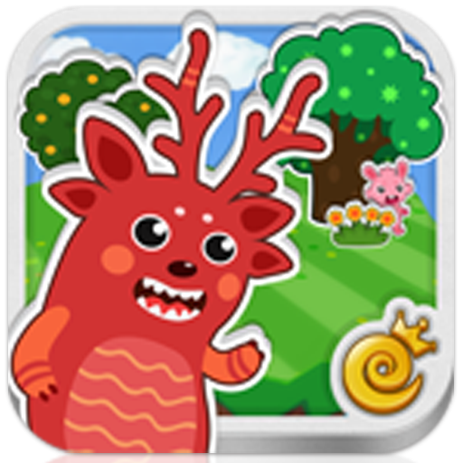 kill-them-paper-monsters-animal-down-from-panda-tap-games
