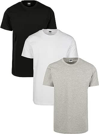 Urban Classics T-Shirt (Pacco da 3) Uomo