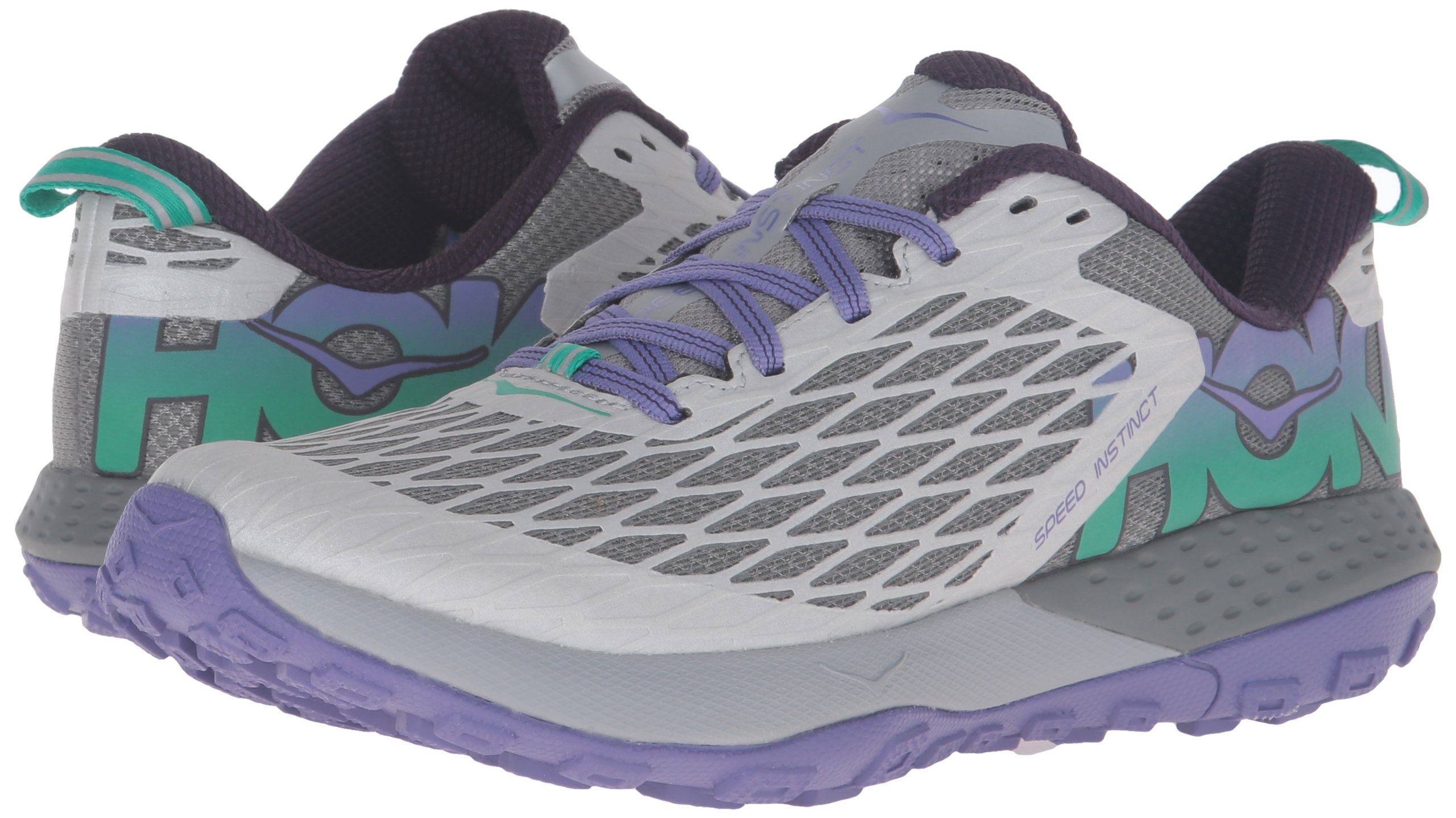812QxjTYl2L - HOKA One One Speed Instinct - W -