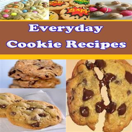 Everyday Cookie Recipes (Chip Chocolate Halloween Cookies)