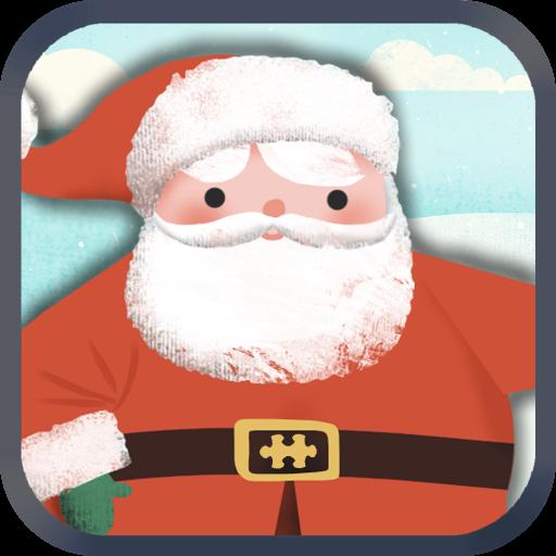 Giochi Natalizi per Bambini: Simpatici Puzzle per Bambini e Bambine, con Babbo Natale, Pupazzi di (Babbo Neve Natale)