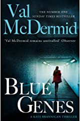 Blue Genes (PI Kate Brannigan, Book 5) Kindle Edition