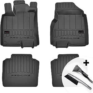 Moto Moltico 3d Gummimatten Auto Fußmatten Gummi Automatten 4 Teilig Set Passend Für Nissan X Trail Ii T31 2008 2013 Auto
