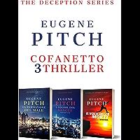 Cofanetto - The Deception Series Vol. 1: Include 3 thriller: Conception, Ignition e Absorption