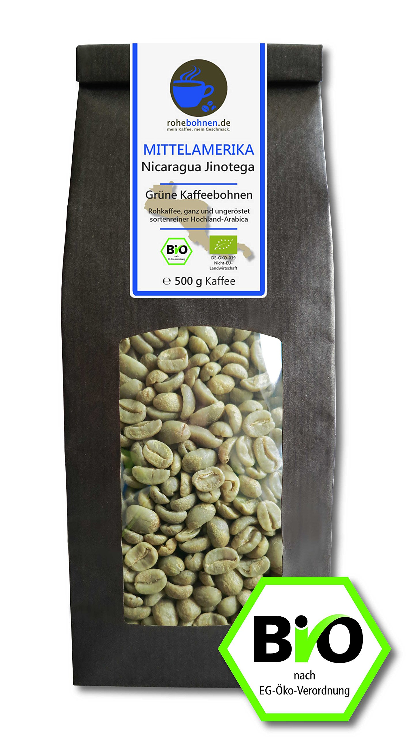 Organic-Green-Coffee-Beans-Nicaragua-Highland-raw-Coffee-Beans