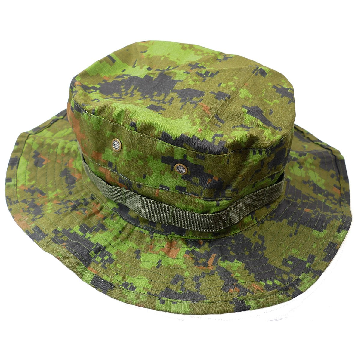 INVADER GEAR CADPAT BOONIE HAT CAMOFLAUGE BUSH STYLE CADPAT HAT