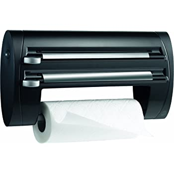 Superline 3in1 Kitchen Roll Foil Cling Film Dispenser