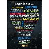 Creative Teaching Press Poster Stem Careers Inspire U Poster, Gr. 3+ (7273)