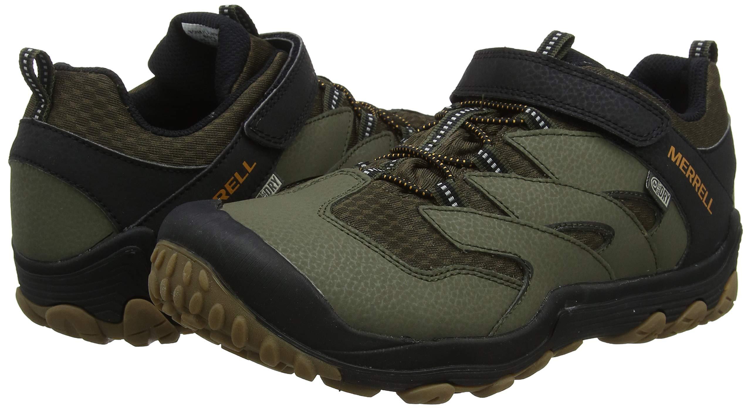 Merrell Unisex Kids M-Chameleon 7 Low a/C Waterproof Rise Hiking Boots 5