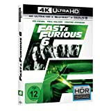 Fast & Furious 6 - Extended Version (+ Blu-ray) [4K Blu-ray]