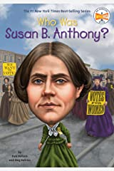 Who Was Susan B. Anthony? Paperback