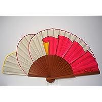 """Ventaglio Spagnolo/Ventaglio dipinto a mano/Ventaglio flamenco/Ventaglio di legno""""Il mantello del torero"""""""