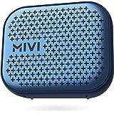 Mivi Roam 2 Wireless Bluetooth Speaker 5W, Portable Speaker with Studio Quality Sound, Powerful Bass, 24 Hours Playtime, Wate