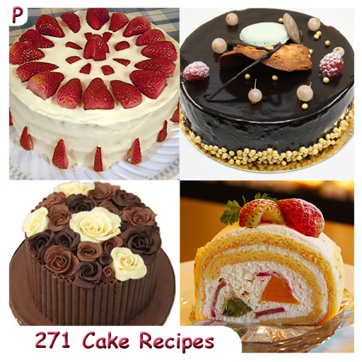 271 Cake Recipes