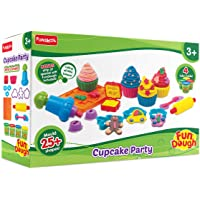 Fundough Cupcake Party, Playset for Kids!