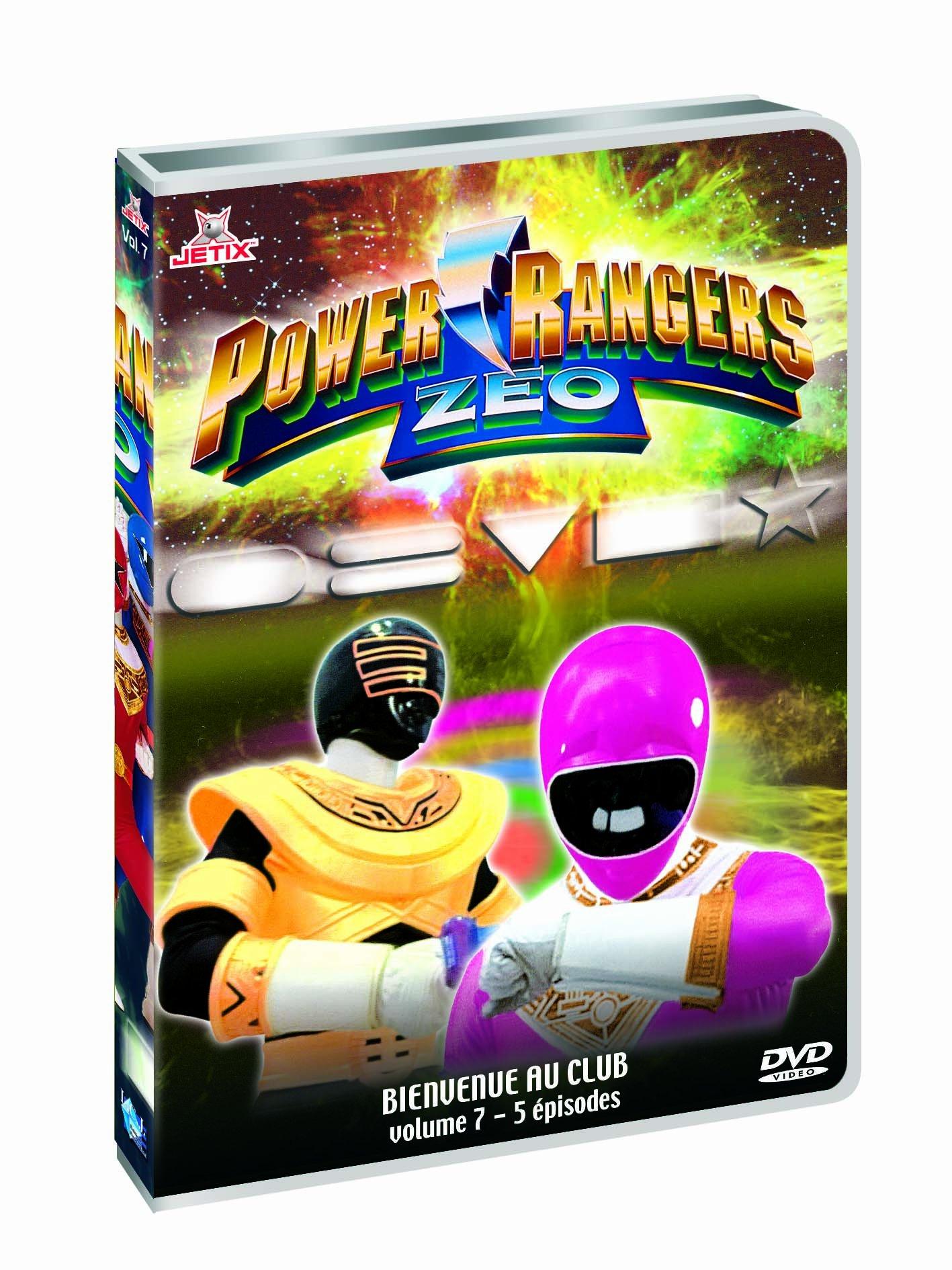 Power Rangers, Zeo - vol.7 [Edizione: Francia]