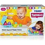 Tomy Toomies - Huevos Encajables Pascua (Bizak 30693081) , color, modelo surtido