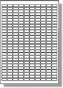 20 Etichette LPCD117. 10 Fogli 2 Par Foglio Per Stampanti a Getto dInchiostro e Laser 117mm Diametro Label Planet/® Etichette di Carta Opaca Bianca A4 Per i CD // DVD