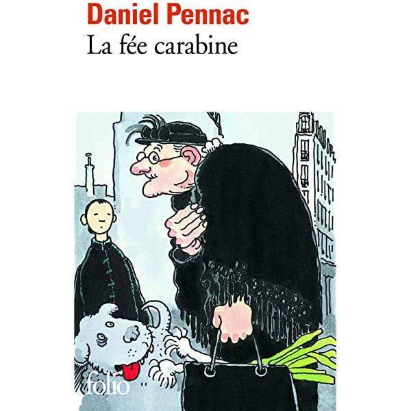 La Fee Carabine La Saga Malaussene Tome 2 Ebook Pennac Daniel Amazon Fr