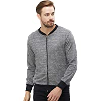 Wear Your Opinion Fleece Cotton Bomber Zipper Jacket for Men