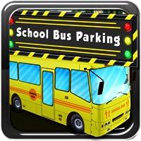 Schulbus Park 3D