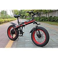 SMLRO R9 Vélo Électrique Pliable 20 Pouces 500 w 48 v 10ah Batterie Détachable Ville Commuter Bike Vélo de Montagne Électrique