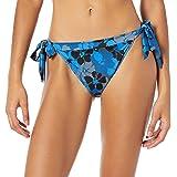 Amazon Essentials - Bikini da donna, con lacci laterali, pezzo inferiore