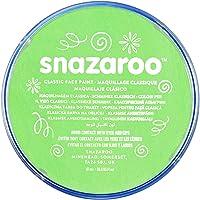 Snazaroo SZ1118433 Lime Green Classic Body Paint-1 Pc, 18 ml