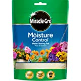 Miracle Gro Moisture Control Pots & Baskets (225g Pouch) - Storing Gel Crystals that Release Water When Plants Need it…