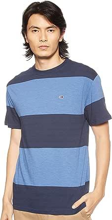Tommy Jeans Men's TJM Bold Stripe Tee T-Shirt