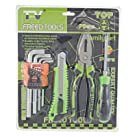 Freed Tools Set Of 4, Black and Green