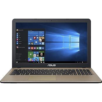 "Asus X540SA-XX004T Portatile, 15.6"" HD LED, Intel Celeron N3050, RAM 4 GB, HDD da 500 GB, Marrone/Nero"