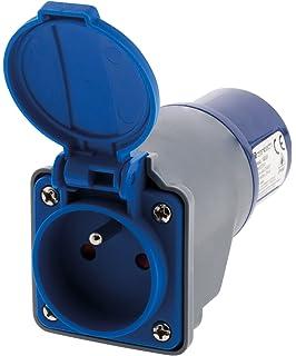 bticino s3625de Blanc Adaptateur de Prise /électrique/ /Adaptateur pour Prise