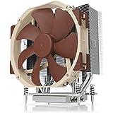 Noctua NH-U14S TR4-SP3, AMD sTRX4/TR4/SP3 için AMD Premium Sınıf İşlemci Soğutucusu (140 mm, Kahverengi)
