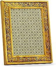 Modica Cornice in Legno Realizzata a Mano da Artigiani Toscani, 15x20x3 cm