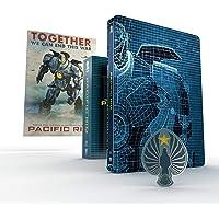 Pacific Rim - Titans of Cult Limited Edition Steelbook (4K Ultra HD + Blu-Ray)