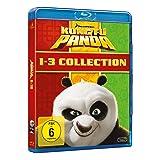 Kung-Fu Panda 1-3 [Blu-ray]