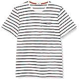 Tom Tailor Ombre Print T-Shirt Camiseta para Hombre