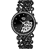 SWADESI STUFF Analogue Women's Watch (Silver Dial Silver Colored Strap)